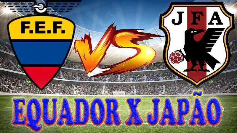 Futebol Ao Vivo Equador X Japao Fazem Jogo Decisivo Nesta Copa