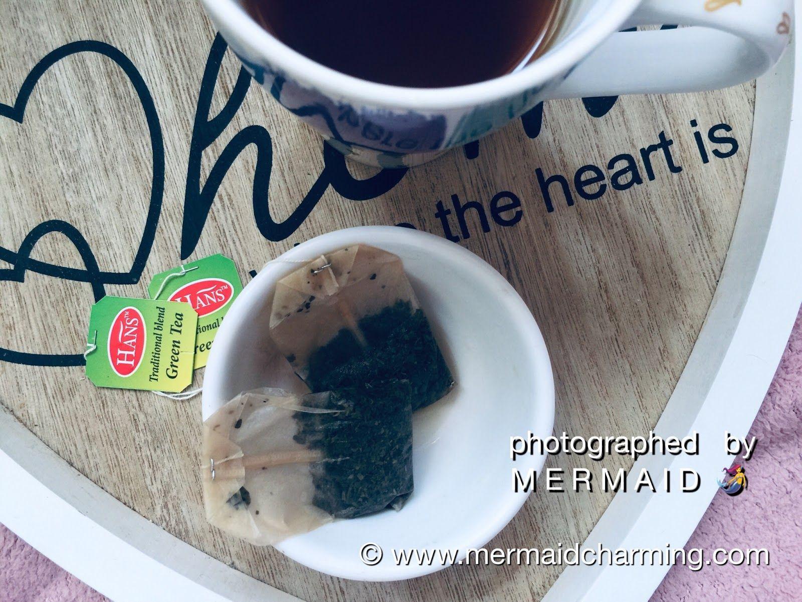كمادات الشاى الاخضر علاج تورم العين و الهالات السوداء التخلص من ارهاق العين فوائد الشاى الاخضر للعين Puff Eyes Green Tea Bags Green Tea Tea Bag