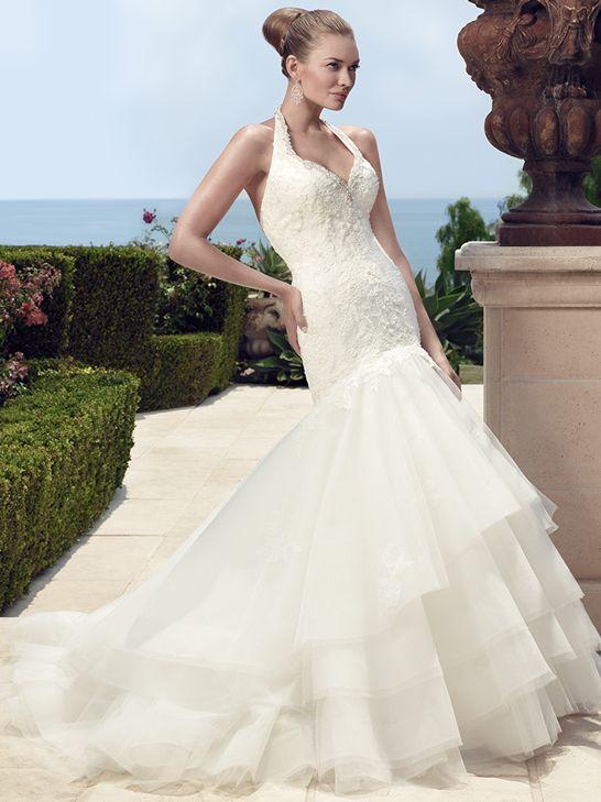 Bellethemagazine wedding dresses | Casablanca Bridal Spring 2014 ...