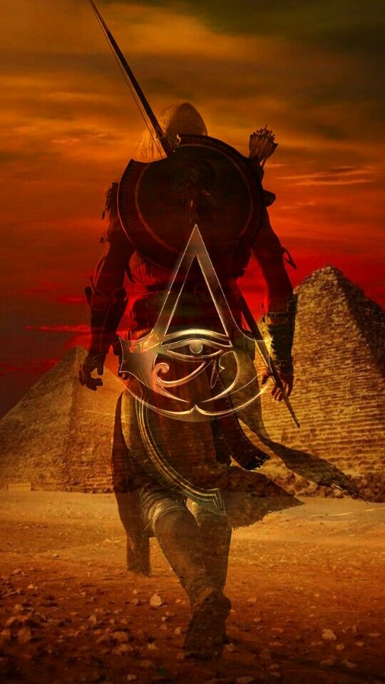 A1 Assasins Creed Origins Large Gaming poster A2 A0 sizes