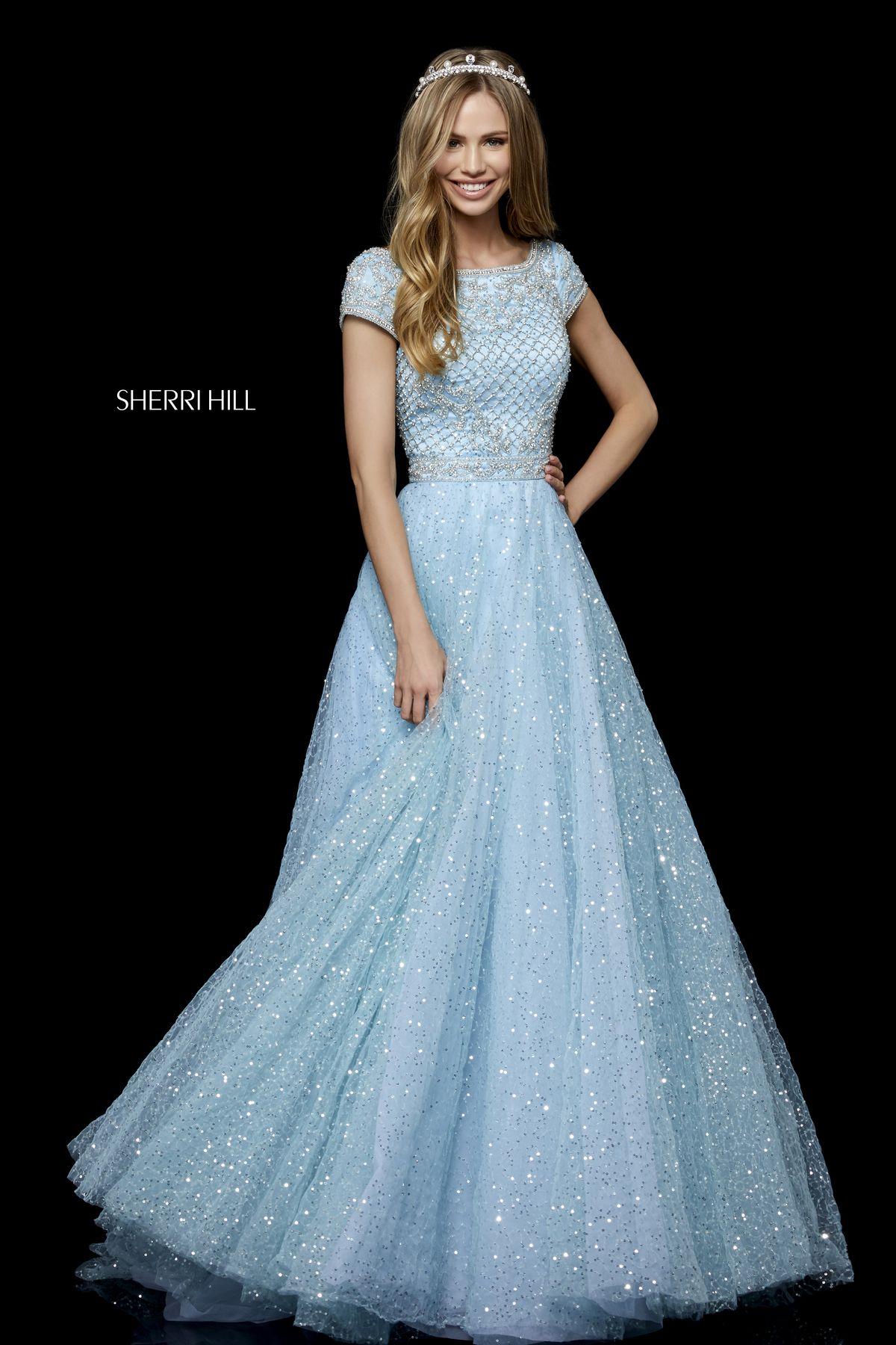 3dbbacdfd1b1 Style #52276 – Sherri Hill