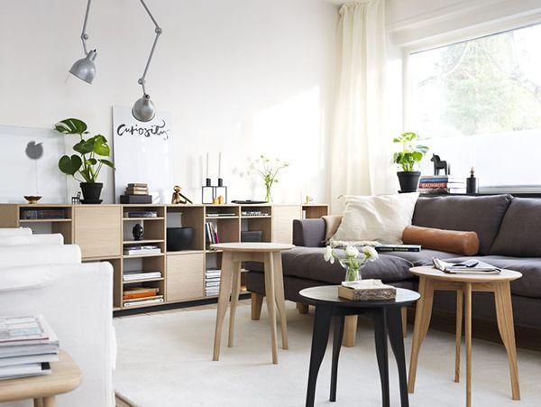 Az otthoni nappali rendezés alapjai