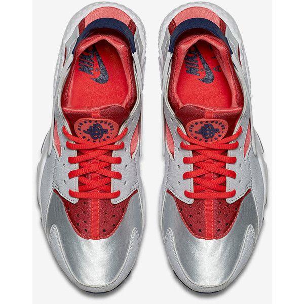 Nike Air Huarache Women's Shoe. Nike.com ($110) ❤ liked on Polyvore featuring shoes, nike shoes, nike footwear and nike
