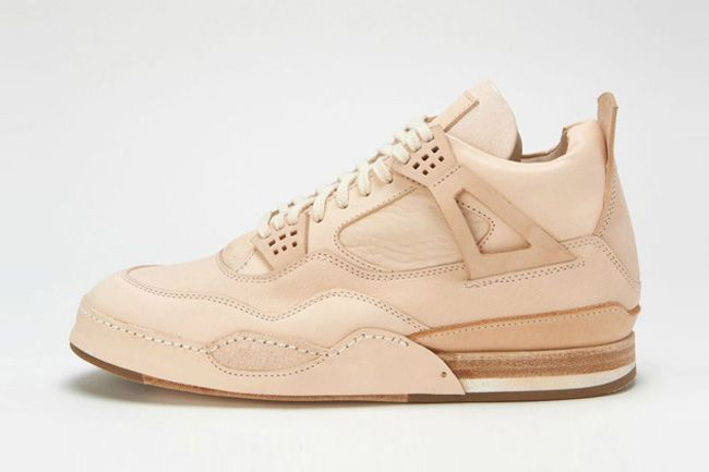 big sale 9afa5 fba87 Hender Scheme Deconstructs the Air Jordan IV - EU Kicks  Sneaker Magazine