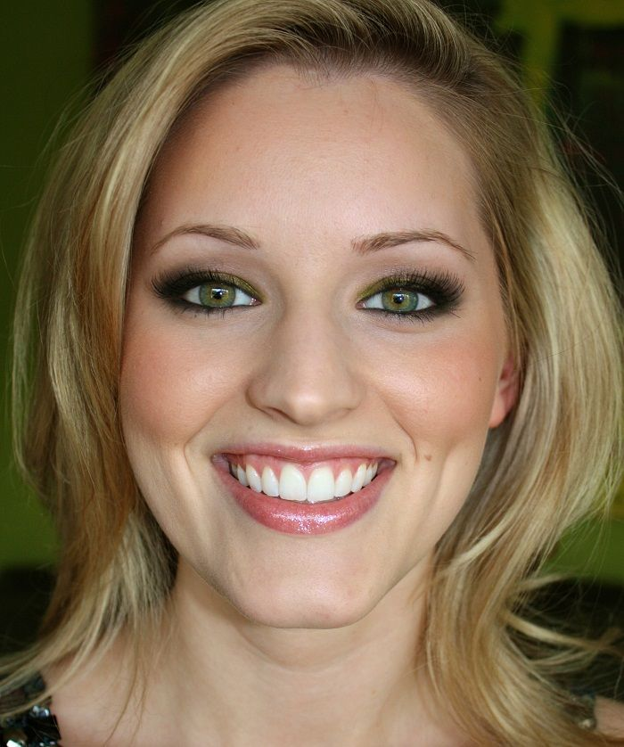 Wedding Makeup Looks For Green Eyes Bride Makeup Green Eyes 700