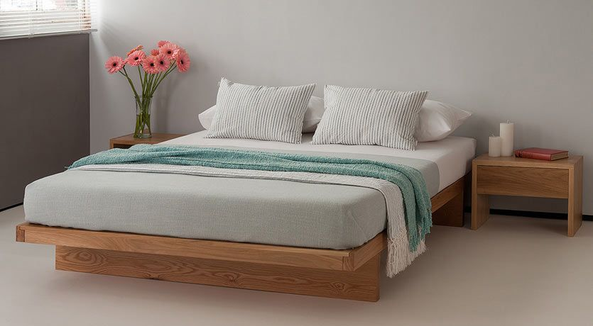 kyoto platform bed with drawers