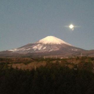 Mt Fuji, get from my friend's tour pic