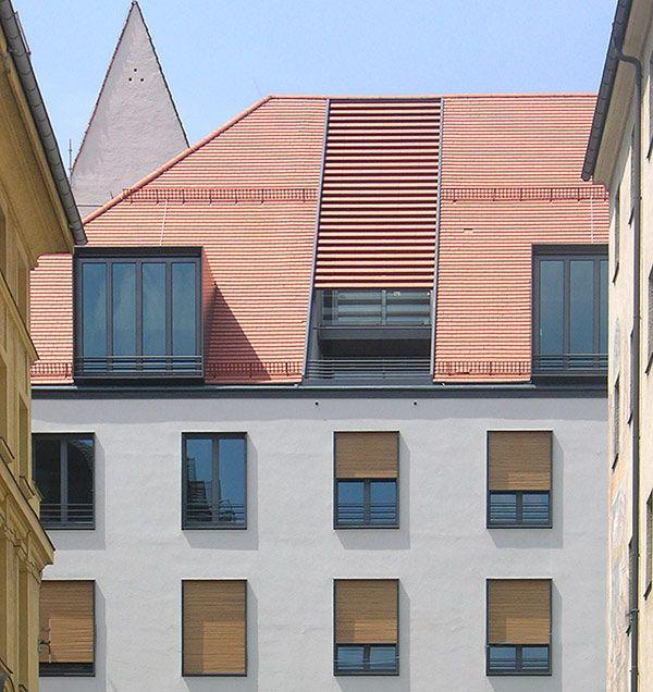 bildergebnis f r dachgaube modern dach pinterest. Black Bedroom Furniture Sets. Home Design Ideas