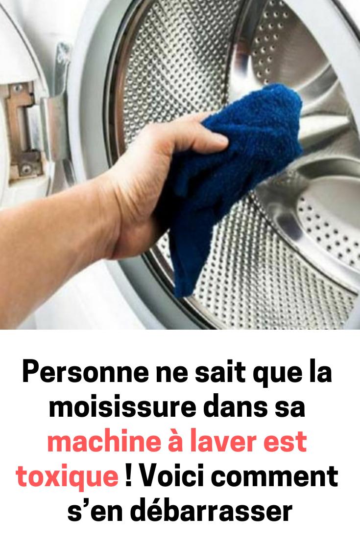 Comment Nettoyer Les Joints De La Machine À Laver Épinglé sur astuces pour la maison