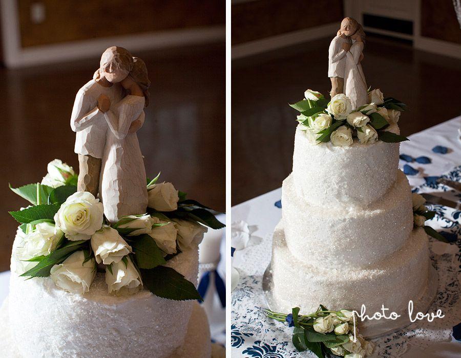 46++ Willow tree wedding cake topper information