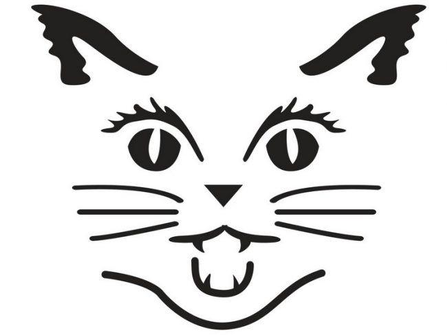 Katzengesicht Emoticon