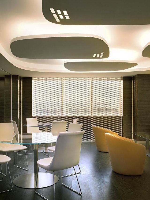 思いっきり近未来感漂う イタリア ローマにあるibmオフィスの写真14