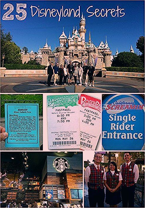 Photo of 25 Disneyland Secrets for Your Next Vacation