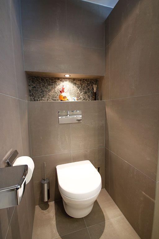 Gerealiseerd toilet door Sanidrõme Lindom uit Tilburg. | Baños ...