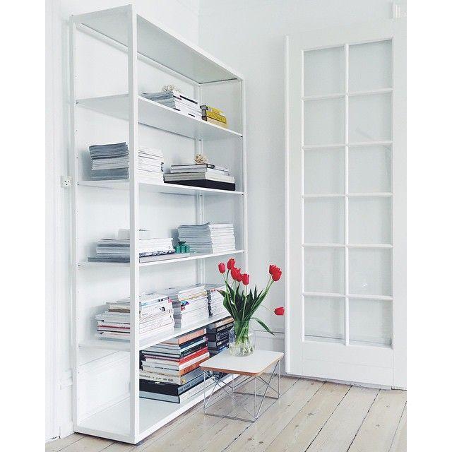 Ikea 39 fj lkinge 39 shelf nina bruun casas bibliotecas - Ikea ufficio informazioni ...