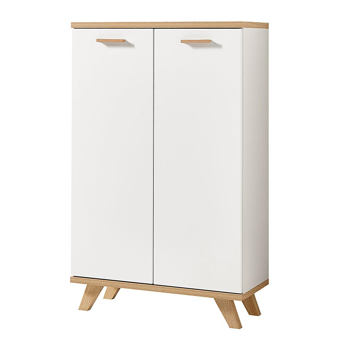 Armoire dossiers neston i armoire bureau bureau bois - Transformer une armoire en bureau ...