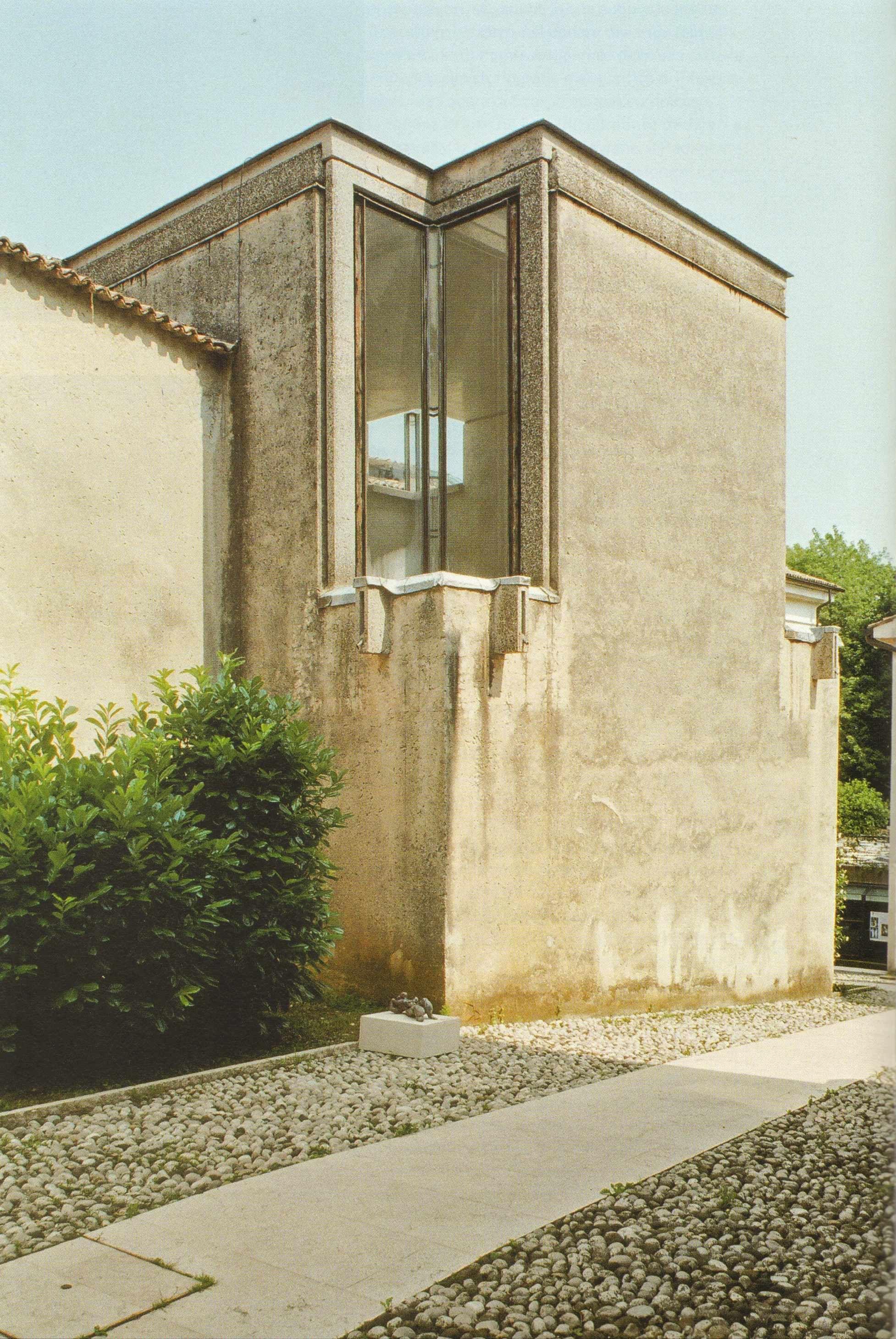 Museo Canova, by Carlo Scarpa. Canova, Italy (1957). | Museos arquitectura,  Fachada arquitectura, Arquitectura