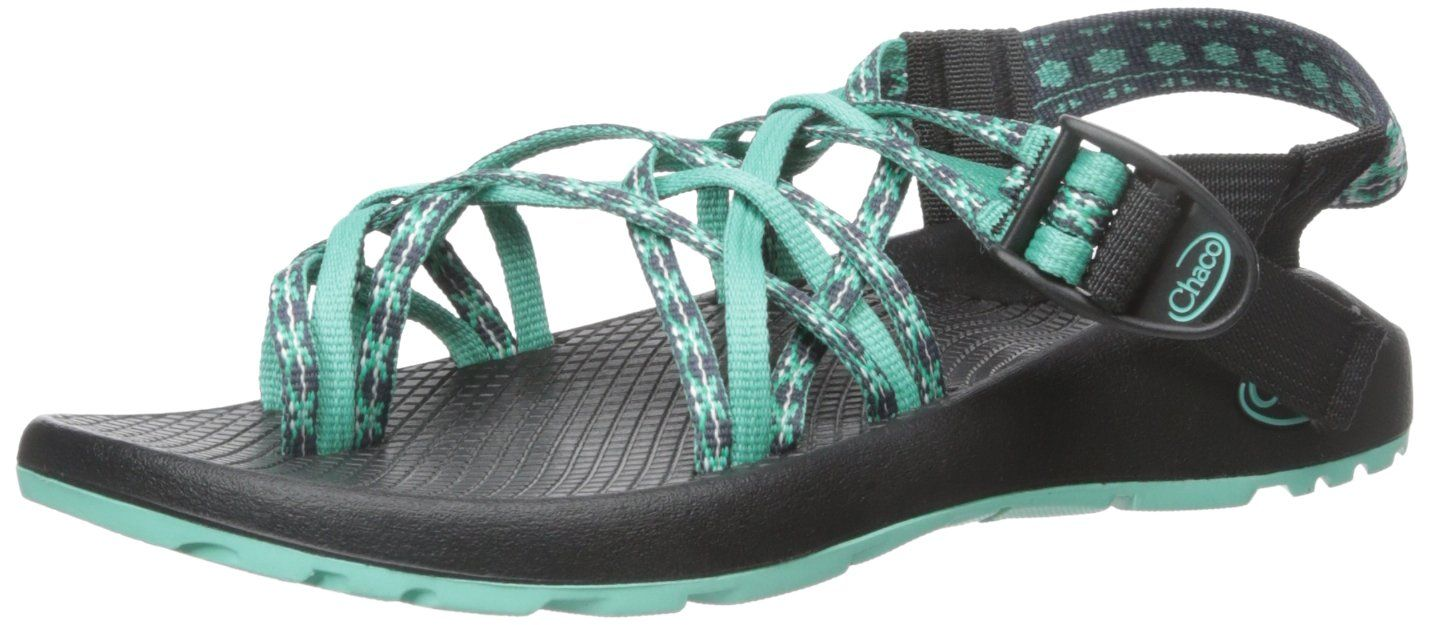 Chaco Womens Classic Sport Sandal Chuckwalla Aqua 8 M US >>> Continue to  the product at the image link.