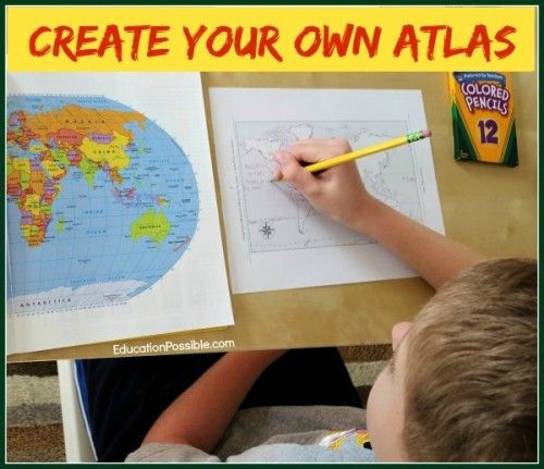 Making World Geography Fun for Teens with This Atlas