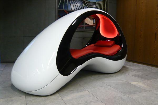 sleeping pod ideas napshell collection innovative furniture design ideas