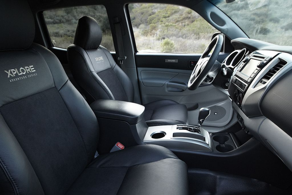 Click Screen To Close Toyota Tacoma Toyota Tacoma Interior Toyota Tacoma Seat Covers