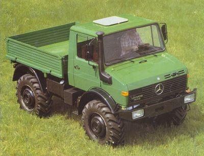 Unimof U1500 Traktoren Landmaschinen Und Mercedes Benz