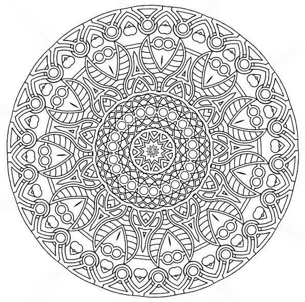 gunston coloring pages   Mandalas à colorier-Manola   Mandalas, Mandalas circulares ...