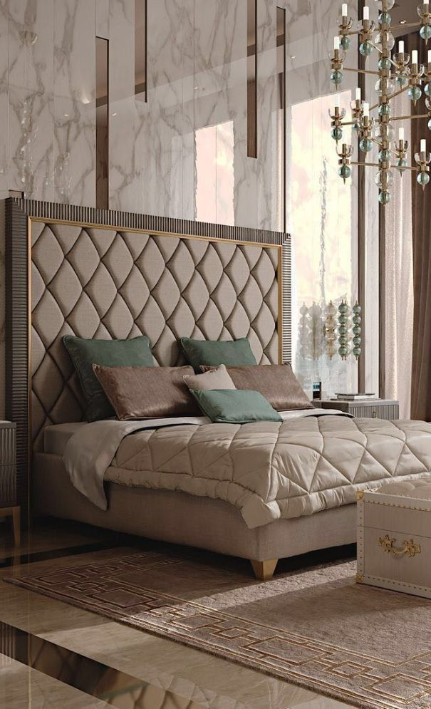 New Trend And Modern Bedroom Design Ideas For 2020 Part 20 Bedroom Bed Design Luxurious Bedrooms Modern Bedroom Design