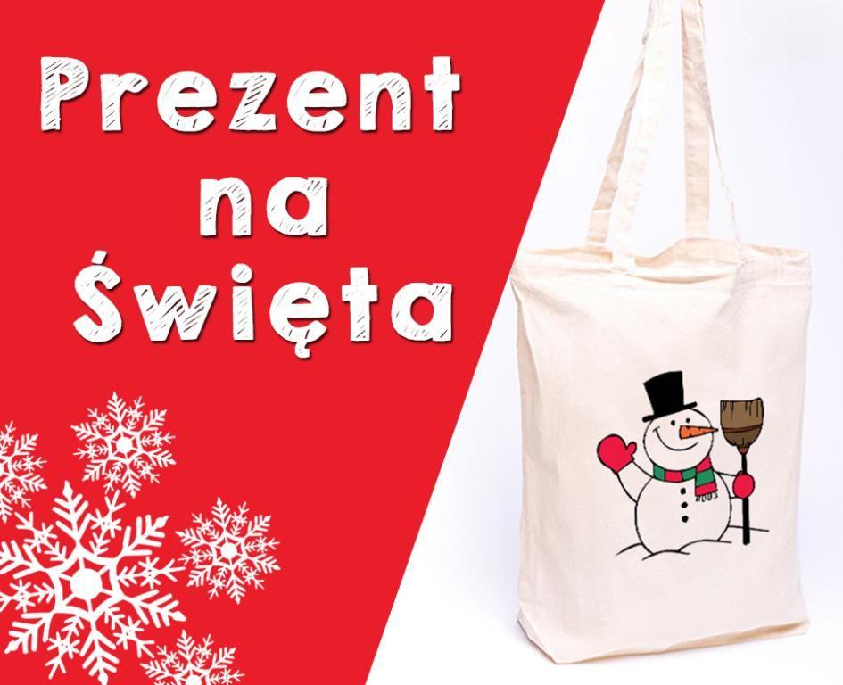 Prezent Na Swieta Torba Bawelniana Gwiazdkowa Hit 5699882370 Oficjalne Archiwum Allegro Reusable Tote Bags Tote Bag Reusable Tote