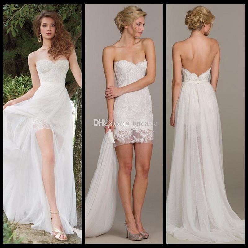 Traditional Wedding Gowns With Detachable Trains: Pin On Wedding Dress