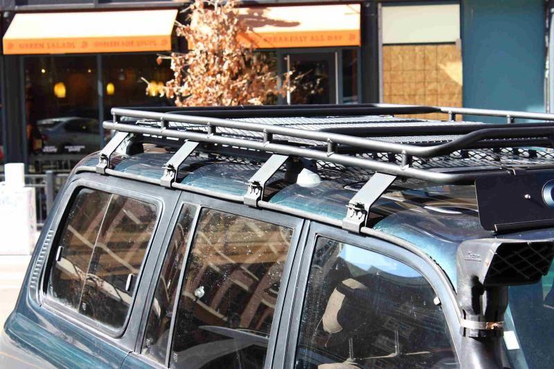 Gobi Roof Rack 1st For An 80 Series Roof Rack Land Cruiser 80 Gobi Roof Rack