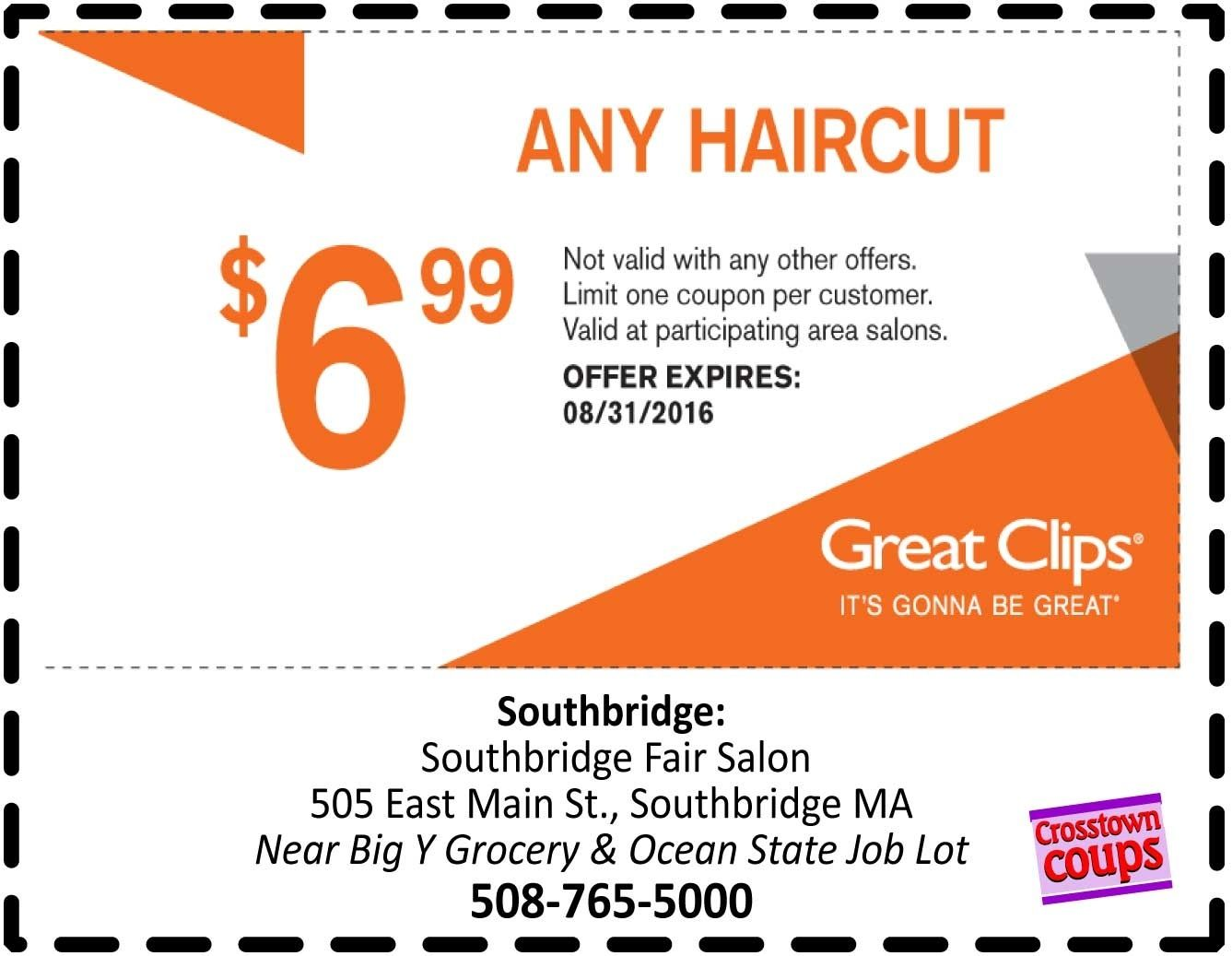 photo relating to Great Clips Printable Coupons identified as Superb Clips Haircut Sale - Simple Wedding day 2017 - Marriage