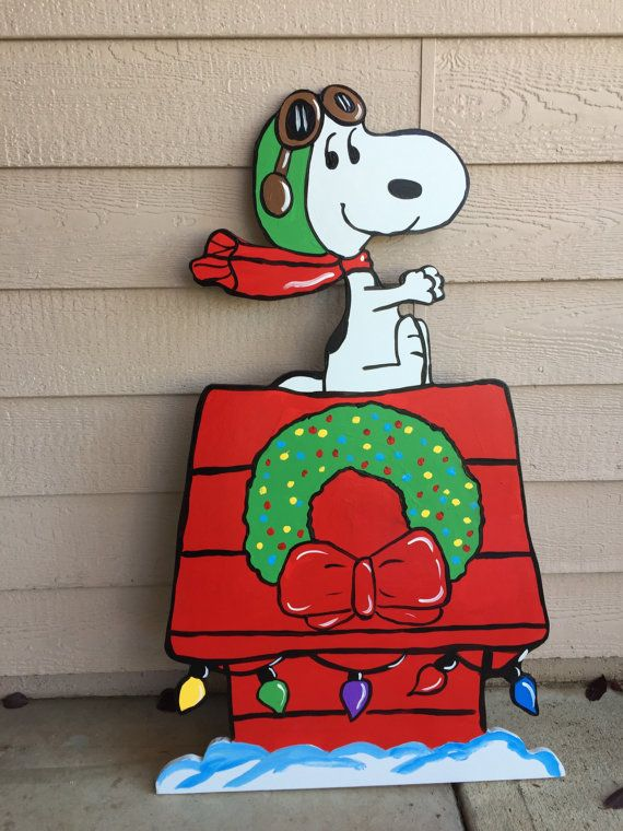 Snoopy Christmas Snoopy Holiday Decor Peanuts Christmas