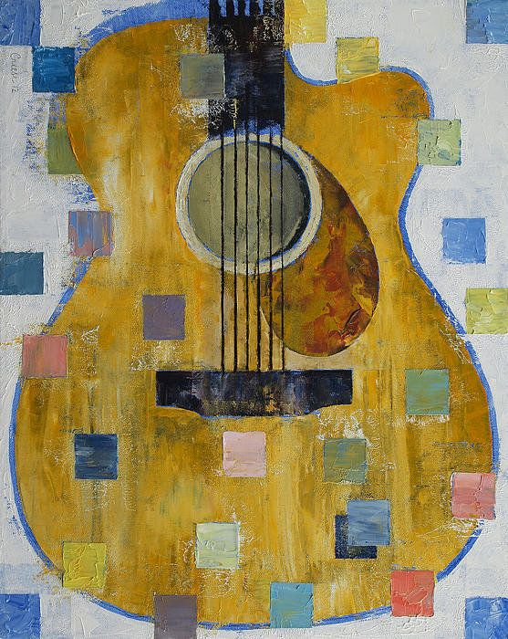 King Of Guitars Poster by Michael Creese | Guitar posters and Paintings