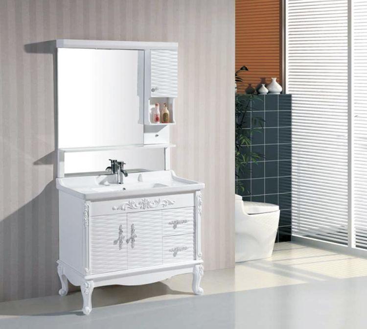 Precio competitivo Diseño Moderno Cuarto de Baño Vanidad, Mueble de ...