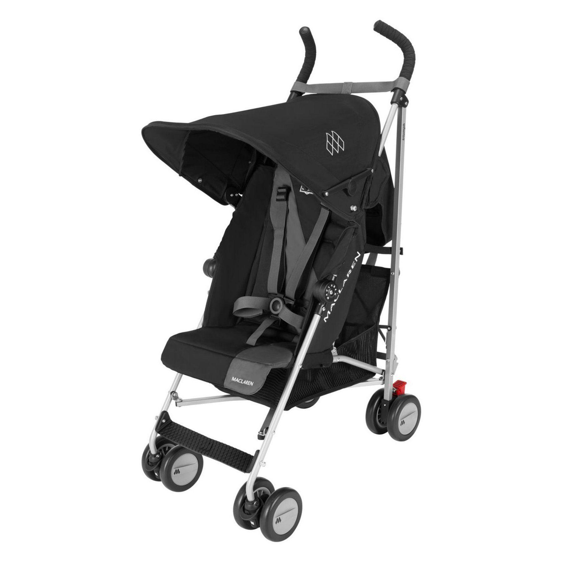 Maclaren Triumph Lightweight Stroller Black/Charcoal