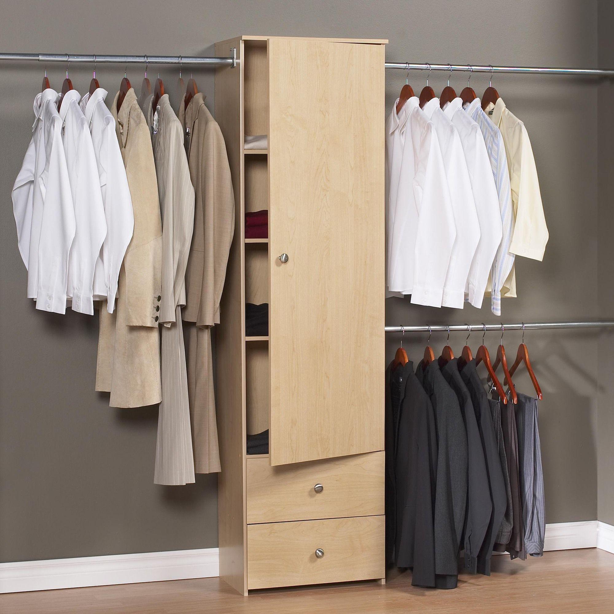 Nice organization for the closet black u decker door drawer