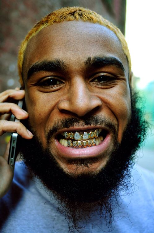Real Mike Gold Teeth : teeth, Rollings, Flatbush, Zombies,, Grillz,, Grillz, Teeth