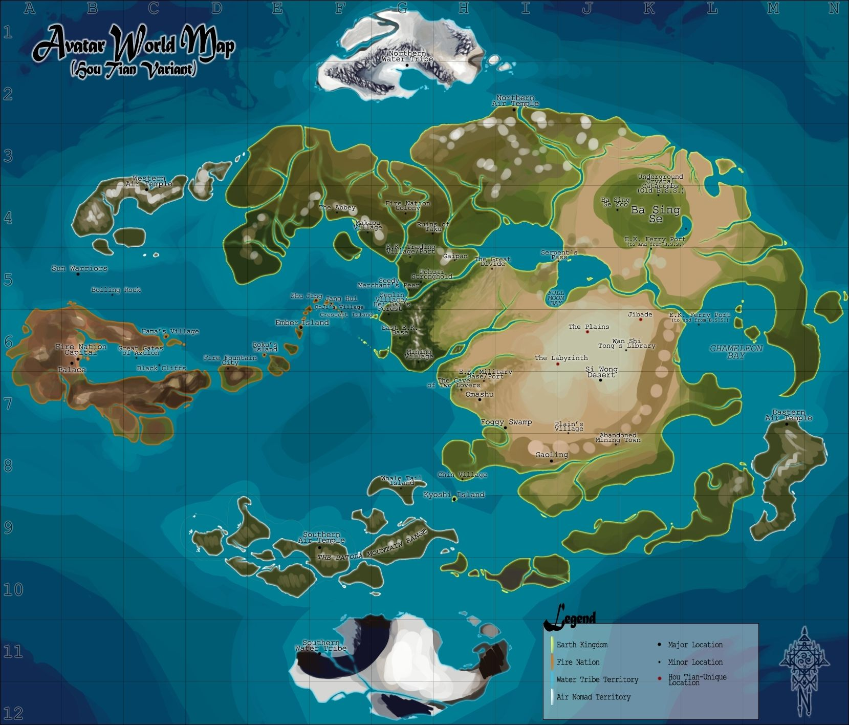 Avatar the last airbender avatar world map avatar the last avatar the last airbender avatar world map publicscrutiny Image collections