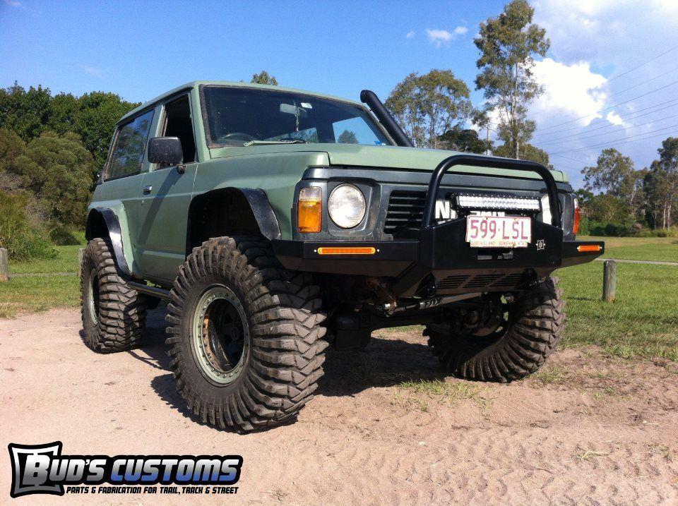Gq Swb 37 Creepys Patrol 4x4 Nissan Patrol Forum Nissan Patrol Nissan Patrol Y61 Nissan