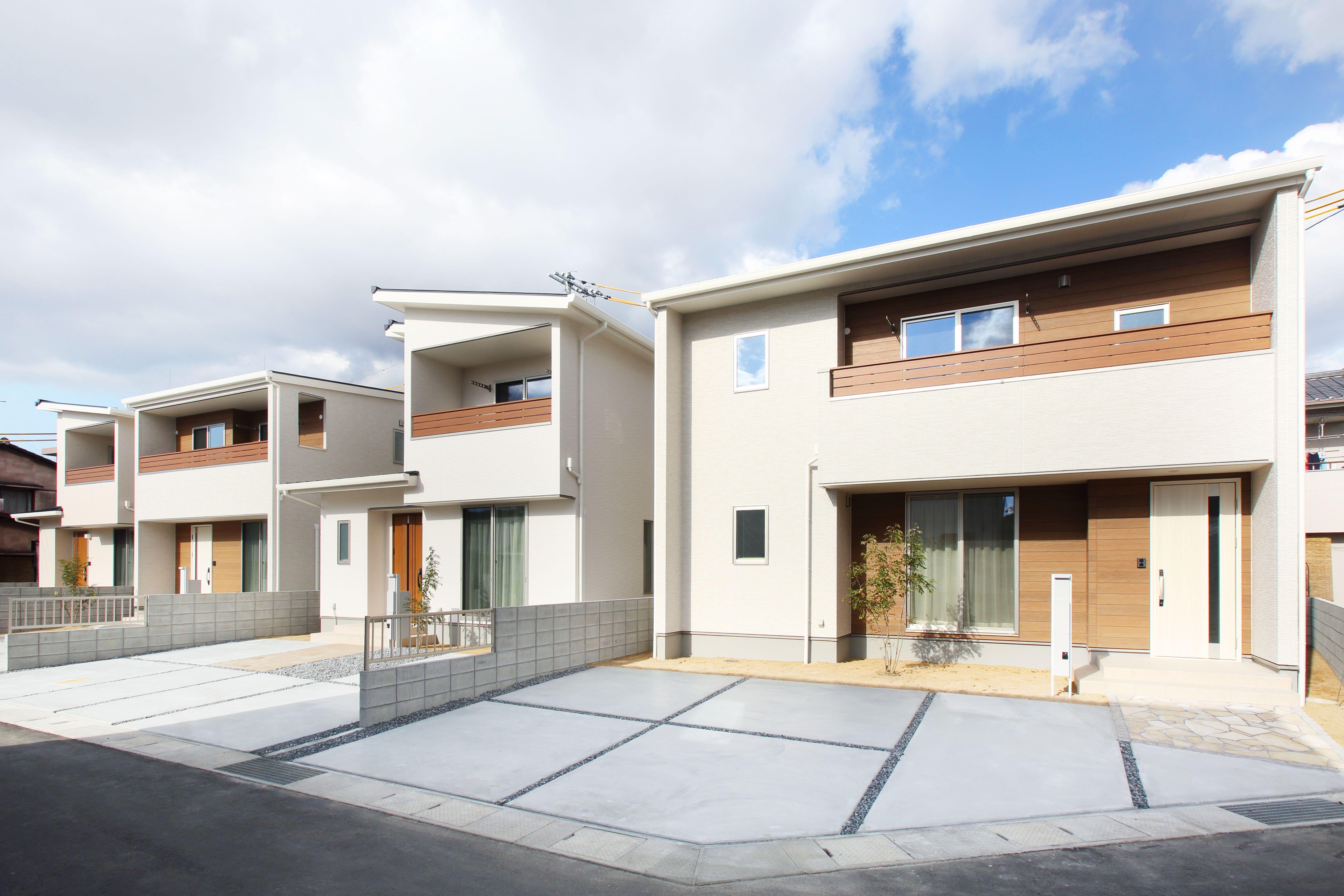 ヘルシーホームの建売住宅 設計士が考えたシンプルで住みやすい住まい