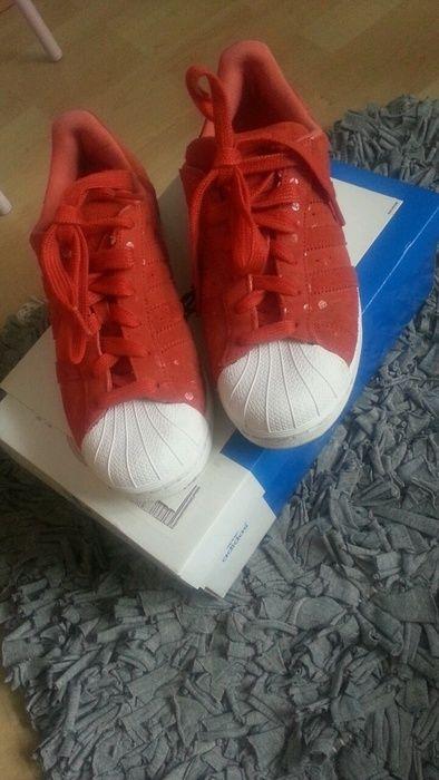 305992701e269b Adidas Superstar rot weiß - kleiderkreisel.de
