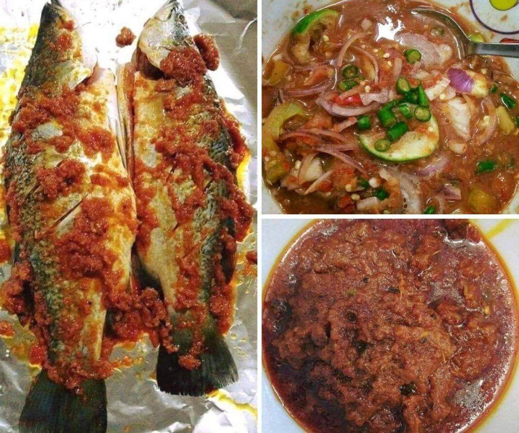 Pes Ikan Bakar Sedap Sangat Nih Ada Pulak Sambal Air Asam Padulah Rasa Recipes Food Sambal