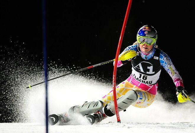 slalom | lindsey vonn