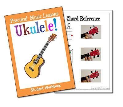 Ukulele Student Booklet Orff Pinterest Ukulele Music Lessons