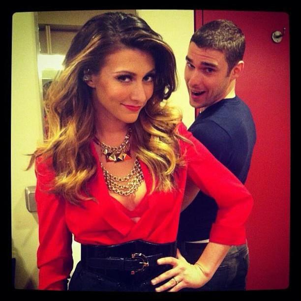 Karmin Amy en Nick dating