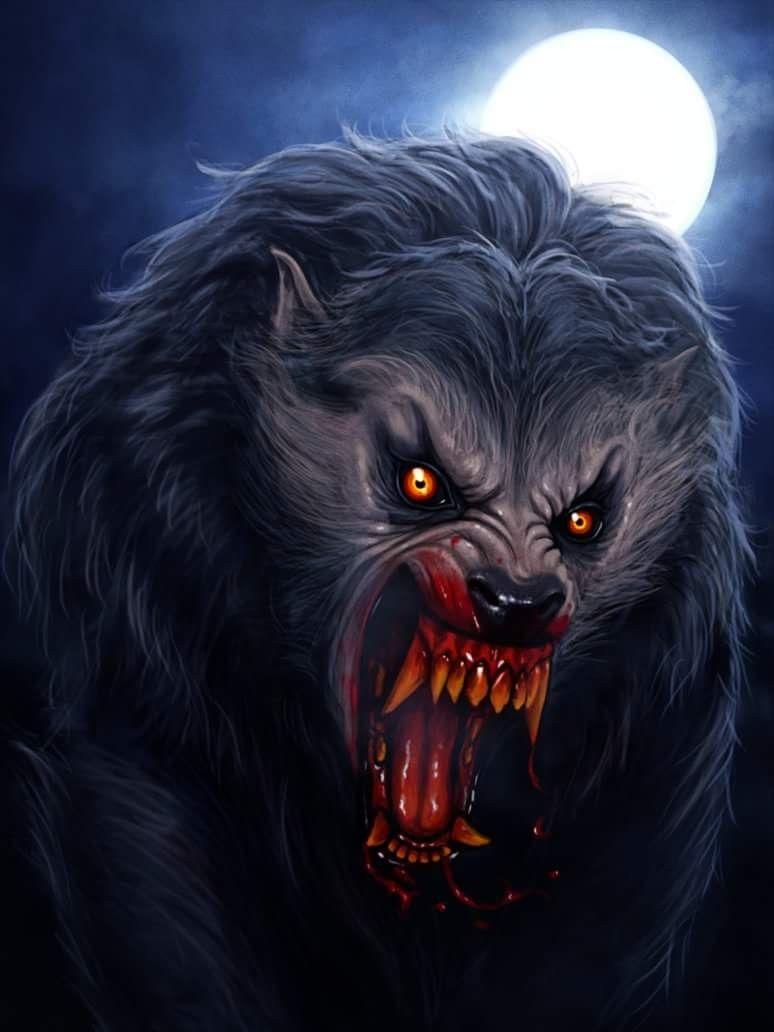 Horror Movie Art An American Werewolf In London 1981 By Terry