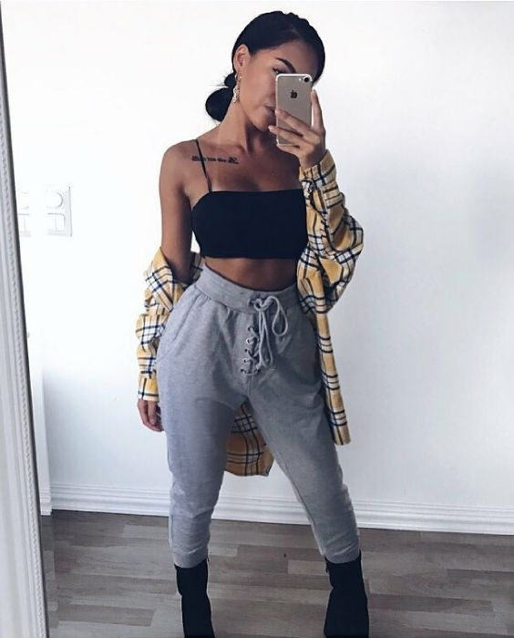 como usar calça jogging. look com calça jogging vinho, blusa