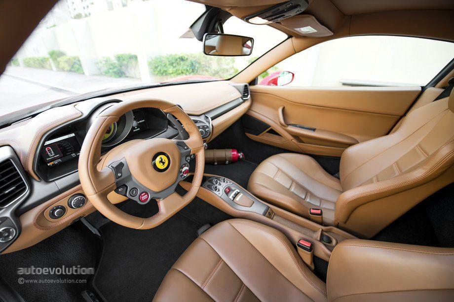Ferrari 458 Italia Review Ferrari Ferrari 458 Steering Wheel