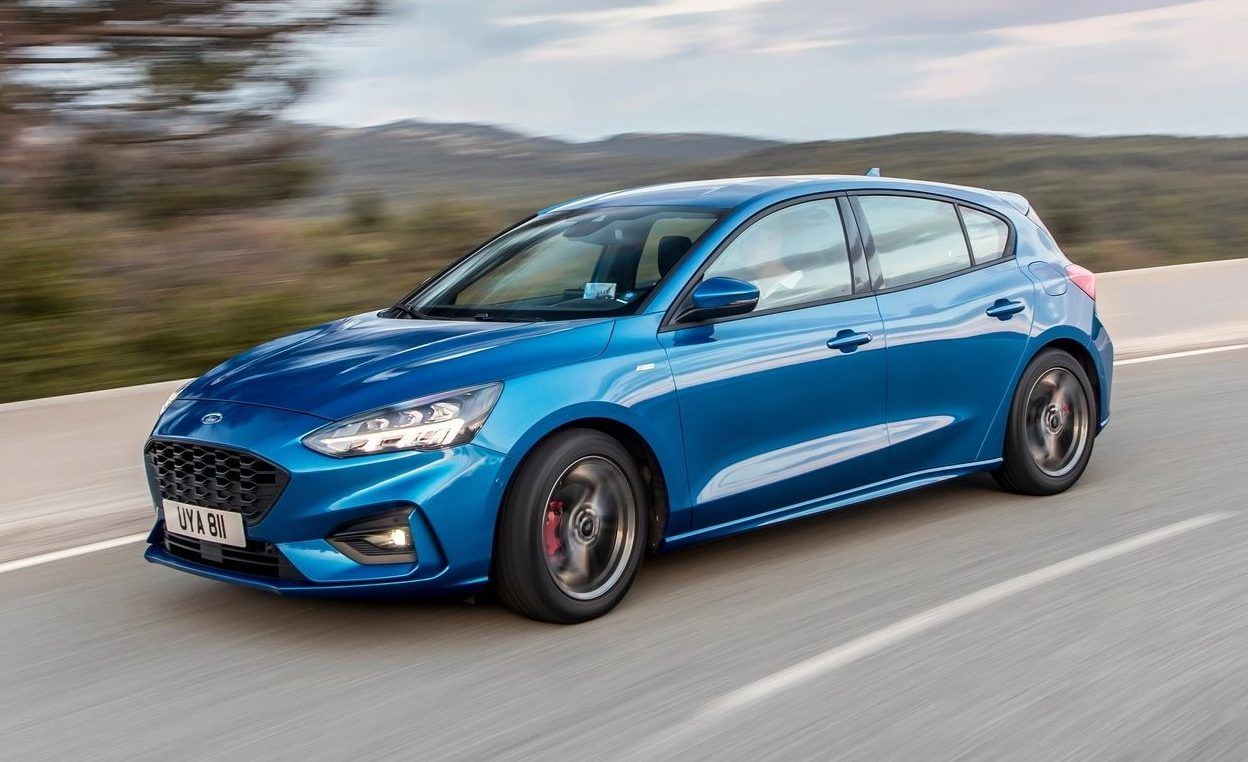 Prices And Specs For The 2019 Ford Focus Range Have Today Been Confirmed In The Lead Up To Its Local Market Arrival In Dece Ford Focus 2019 Ford Ford Focus St